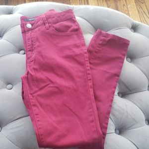 Forever 21 colored pants